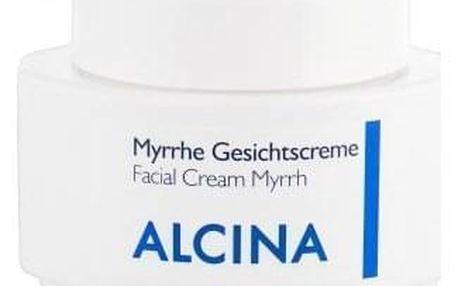 ALCINA Myrrh 100 ml protivráskový pleťový krém pro ženy
