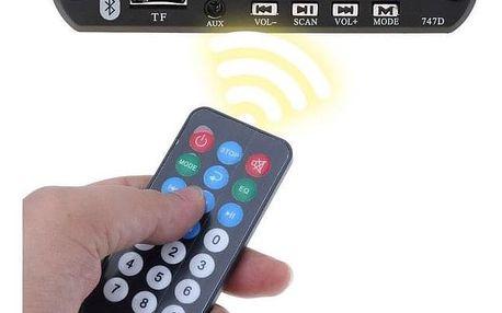 Dekodér do auta bezdrátový Bluetooth USB AUX MP3 WMA