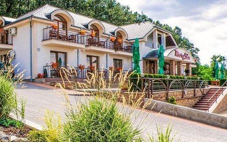 Podhájska jen 400 metrů od termálních lázní v oblíbené Rekreační chatě MeryJán s balíčkem slev a snídaněmi