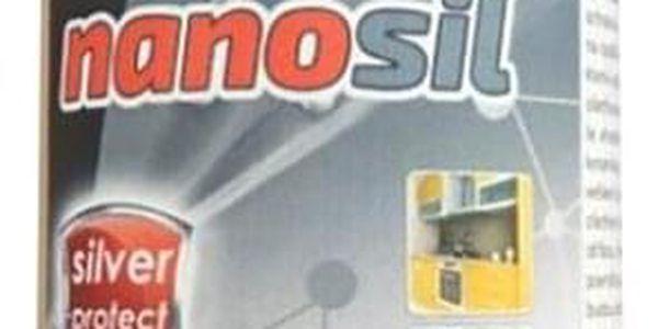 Sanitizér s nanostříbrem, 600 ml2