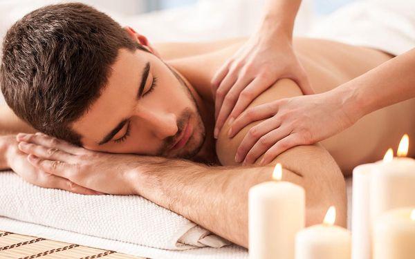 Relaxační aroma masáž2