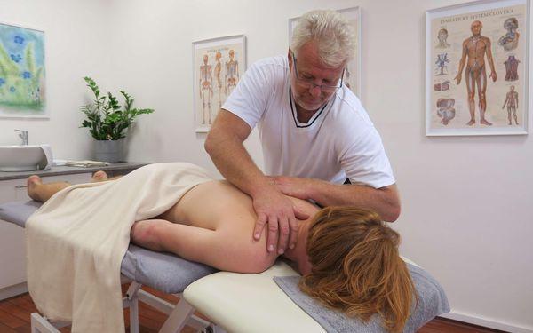 Terapie pohybového systému metodou MFK3