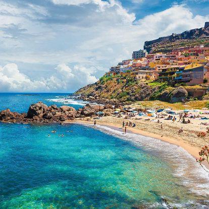 Zájezd na Sardinii: doprava, ubytování i výlety