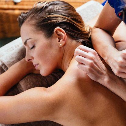 Thajská masáž pro jednoho nebo pár v centru Prahy