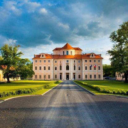 Střední Čechy: Château Liblice