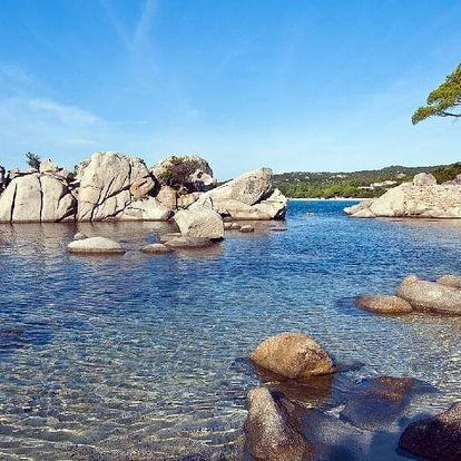 Zájezd na Korsiku: doprava, bungalov a relax u moře