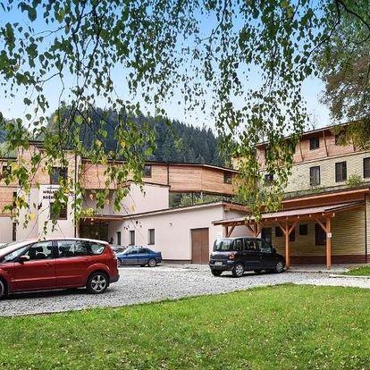 Střední Morava: Wellness hotel Bozeňov