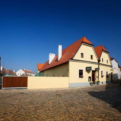Jižní Morava: Hotel Lahofer