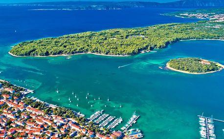 Výlet k chorvatskému Krku: 1denní koupání u moře