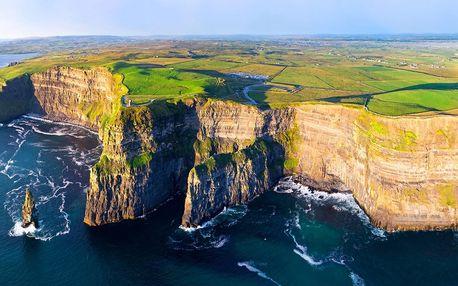 Krásy Irska: 3–4 noci, snídaně a letecká doprava