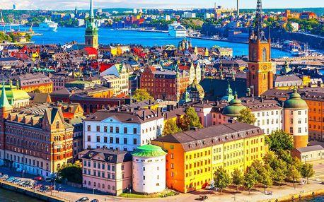 Zájezd do severských metropolí: doprava, průvodce