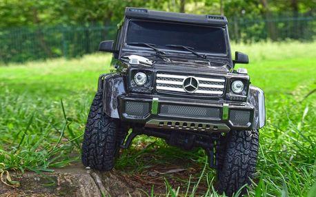 Zapůjčení RC modelu Mercedes G500 na den i týden
