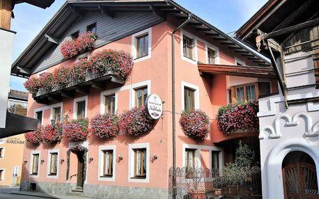 Rakouské Alpy: Gasthof Zum Stollhofer