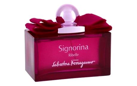 Salvatore Ferragamo Signorina Ribelle 100 ml parfémovaná voda pro ženy