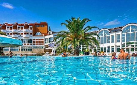 Zkrácená dovolená na Istrii: doprava, polopenze, bazén