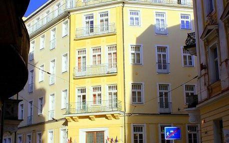 Mariánské Lázně: Hotel Flora
