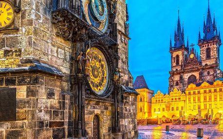 4* Praha pro dva: snídaně i možnost wellness