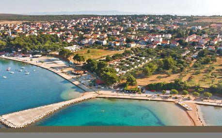 Chorvatsko: týden u moře ve zbrusu novém kempu