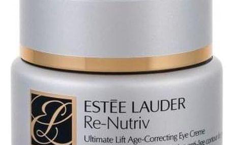 Estée Lauder Re-Nutriv Ultimate Lift 15 ml protivráskový oční krém pro ženy