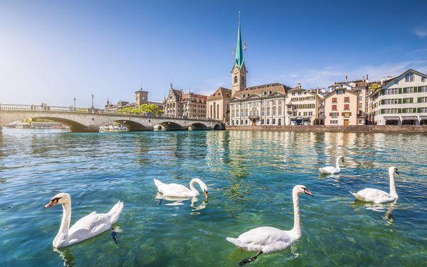 Víkend ve Švýcarsku: Rýnské vodopády i Curych | 1 osoba | 3 dny (0 nocí) | Pá 30. 7. – Ne 1. 8. 20212