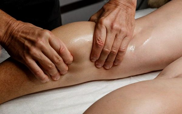 Lymfodrenáž celého těla (1 vstup)2