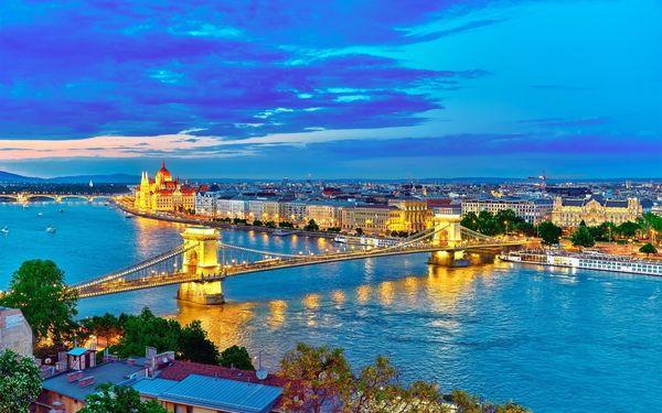 Celodenní Budapešť a relaxace v termálech   1 osoba   2 dny (0 nocí)   So 21. 8. – Ne 22. 8. 20212