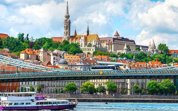 Jednodenní výlet do Budapešti | 1 osoba | 1 den (0 nocí) | Období So 10. 4. – St 17. 11. 20213