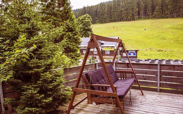 Apartmán Deluxe vč. sauny   6 osob   3 dny (2 noci)5