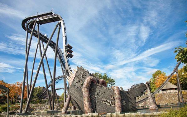 Zábavný den v německém Heide Parku vč. vstupenky   1 osoba   1 den (0 nocí)   So 18. 9. 20213