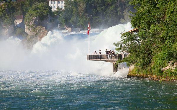 Víkend ve Švýcarsku: Rýnské vodopády i Curych | 1 osoba | 3 dny (0 nocí) | Pá 30. 7. – Ne 1. 8. 20213