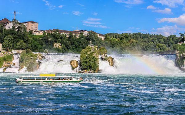 Víkend ve Švýcarsku: Rýnské vodopády i Curych | 1 osoba | 3 dny (0 nocí) | Pá 30. 7. – Ne 1. 8. 20214