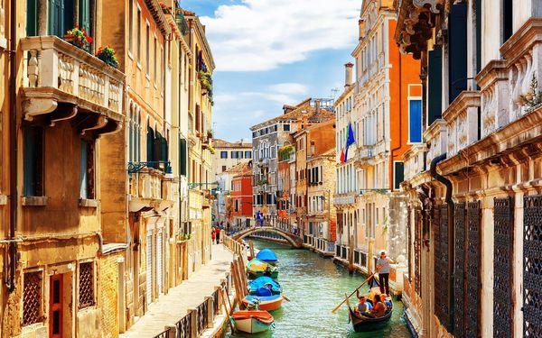 Víkendový výlet do Benátek | 1 osoba | 3 dny (0 nocí) | Pá 16. 7. – Ne 18. 7. 20212