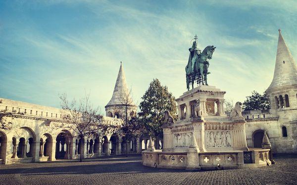 Celodenní Budapešť a relaxace v termálech   1 osoba   2 dny (0 nocí)   So 21. 8. – Ne 22. 8. 20214