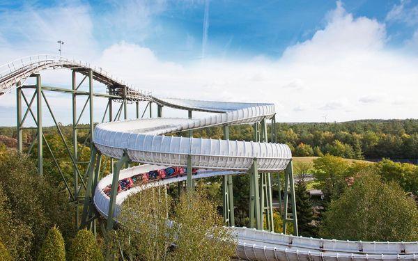 Zábavný den v německém Heide Parku vč. vstupenky   1 osoba   1 den (0 nocí)   So 18. 9. 20214