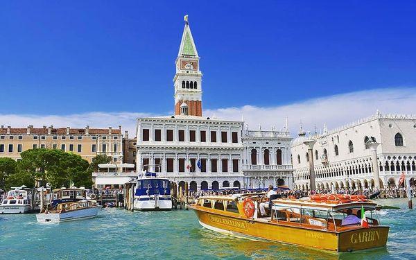 Víkendový výlet do Benátek | 1 osoba | 3 dny (0 nocí) | Pá 16. 7. – Ne 18. 7. 20214