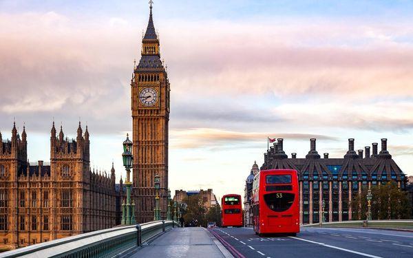 Londýn jak ho neznáte | 1 osoba | 4 dny (3 noci) | Pá 8. 10. – Po 11. 10. 20215