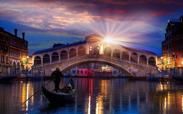 Víkendový výlet do Benátek | 1 osoba | 3 dny (0 nocí) | Pá 16. 7. – Ne 18. 7. 20215