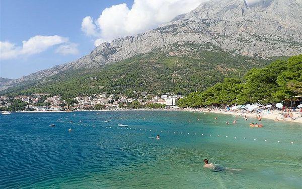 Family Resort URANIA, Chorvatsko, Střední Dalmácie, Baška Voda, Střední Dalmácie, autobusem, snídaně v ceně4