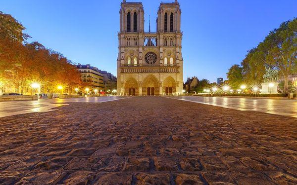 Konkrétní termín - Sobota v Paříži | 1 osoba | 3 dny (0 nocí) | Pá 2. 7. – Ne 4. 7. 20213