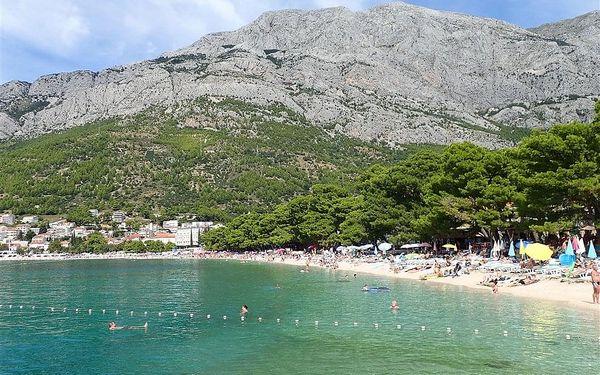 Family Resort URANIA, Chorvatsko, Střední Dalmácie, Baška Voda, Střední Dalmácie, autobusem, snídaně v ceně5