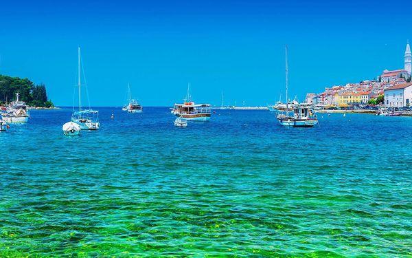 1denní víkendové koupání u moře na Istrii - LAST MINUTE | 1 osoba | 3 dny (0 nocí) | Pá 18. 6. – Ne 20. 6. 20214