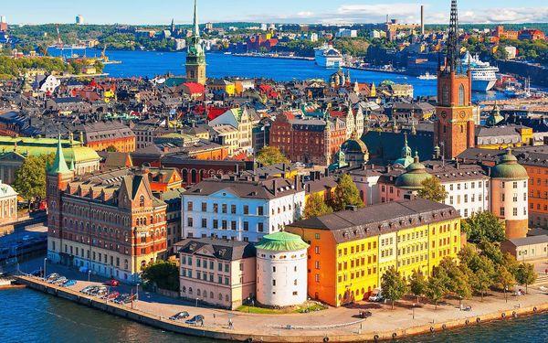 Stockholm s odletem z Prahy: průvodce, 3 noci