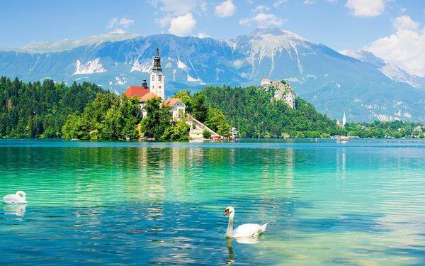 Poznávací zájezd do Slovinska: průvodce a hotel