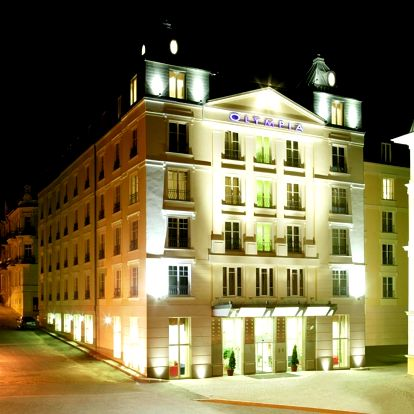 Karlovarský kraj: Spa & Wellness Hotel Olympia Marienbad