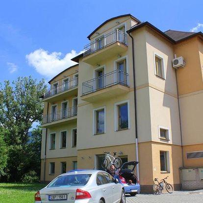 Střední Čechy: Family hotel Maxim