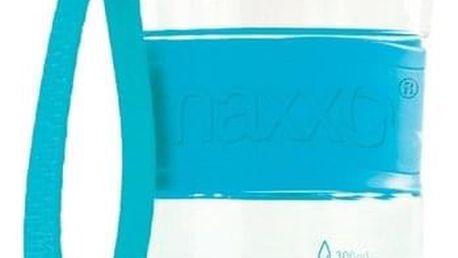 Maxxo Sportovní outdoorová láhev Petrol, 600 ml