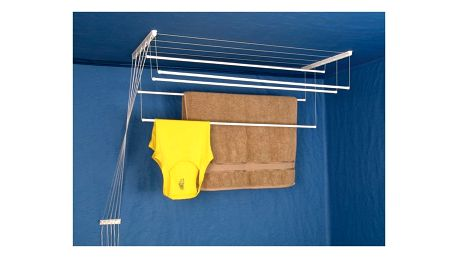 ALDO Stropní sušák na prádlo Ideal 7 tyčí 180 cm