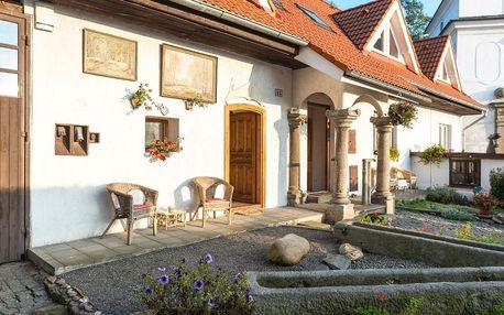 Plzeňsko: Penzion U Zámeckého parku