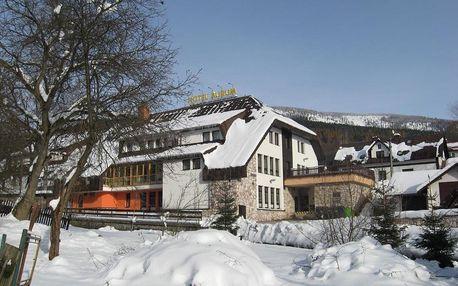 Královohradecký kraj: Hotel Aurum Černý Důl