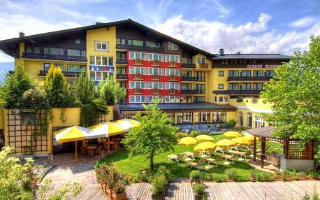 4* Hotel Latini v oblasti Zell am See s polopenzí